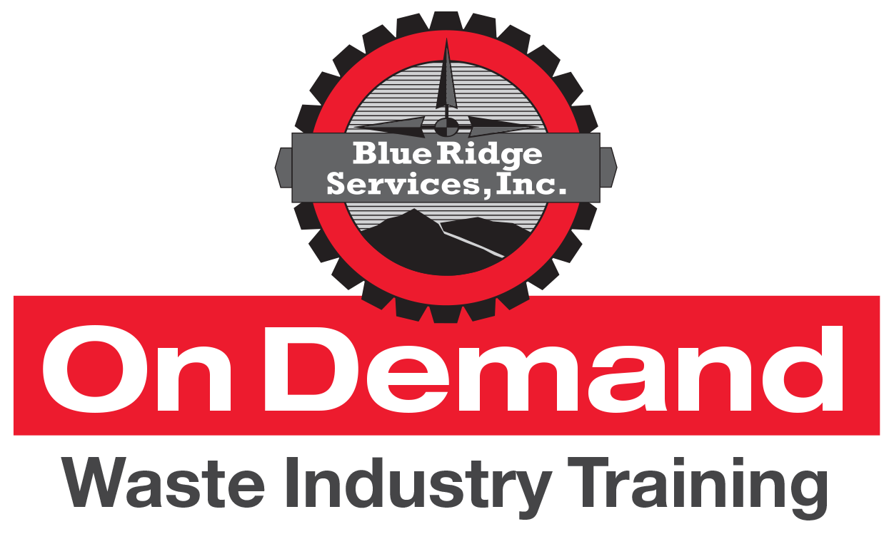 Training | Blue Ridge Services, Inc